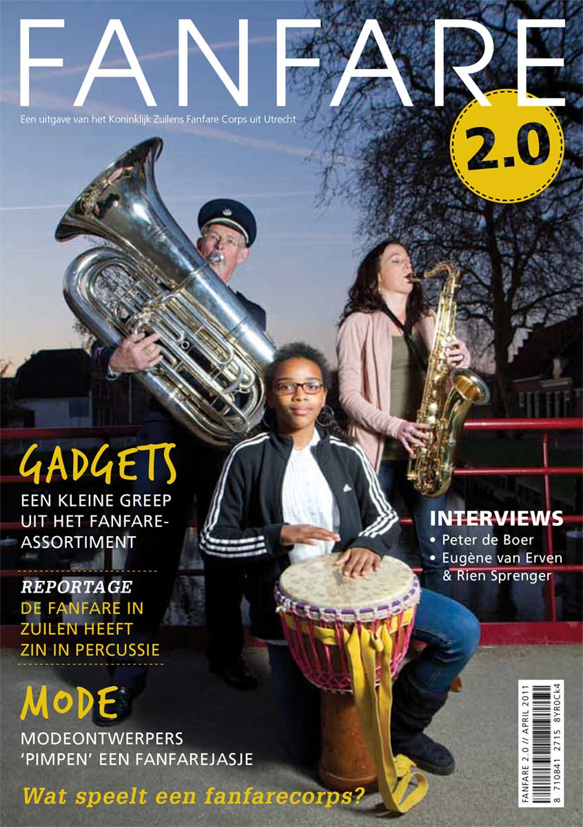 ZFC Magazine Fanfare 2.0